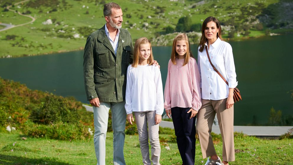La foto de la falsa escapada de Felipe y Letizia que se ha hecho viral