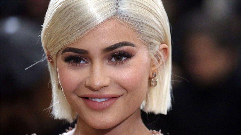 Foto: Kylie Jenner en una imagen de archivo.