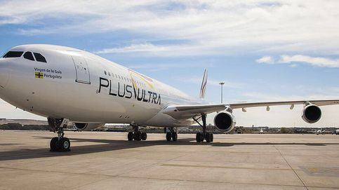 Plus Ultra confirma que no posee aviones frente a la petición del PP de hipotecárselos