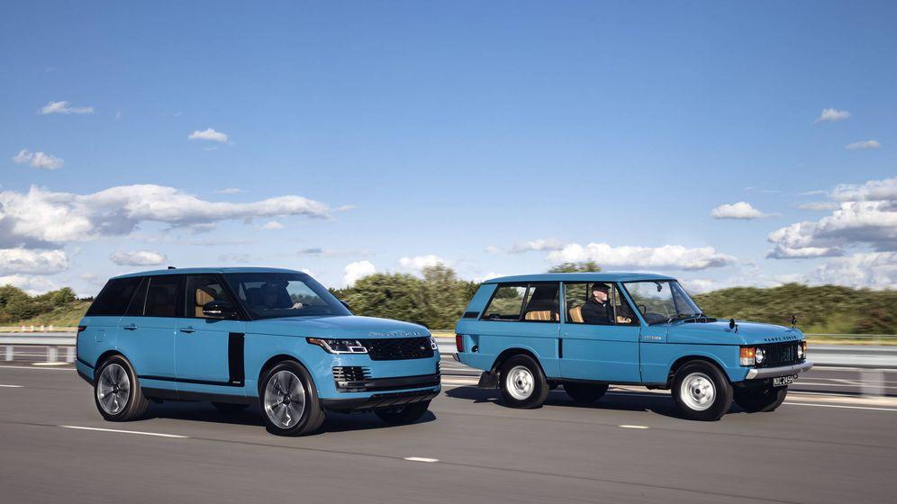 Foto: Range Rover, el todoterreno de lujo cumple 50 años