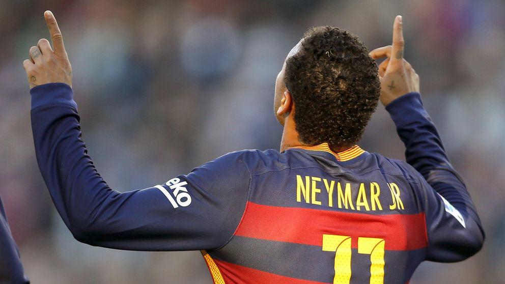 El gran ascenso de Neymar para hacer sombra a Messi y adelantar a Cristiano