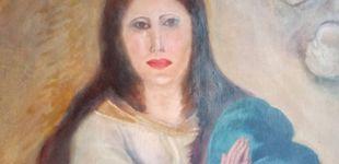 Post de España tiene otro 'Ecce Homo': una copia de la 'Inmaculada' de Murillo