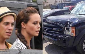 Shaila Dúrcal sufre un accidente de tráfico: Por suerte estoy bien