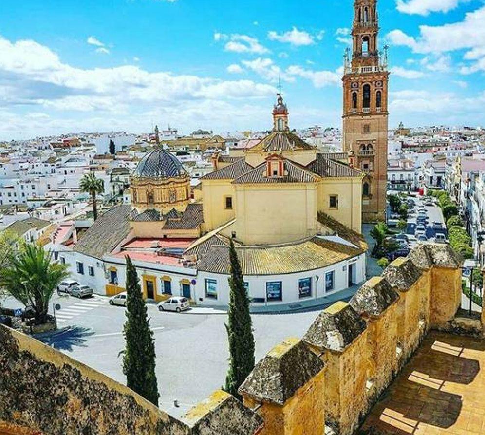 Foto: Carmona es un pueblo más que monumental. (Instagram Vive Andalucía)