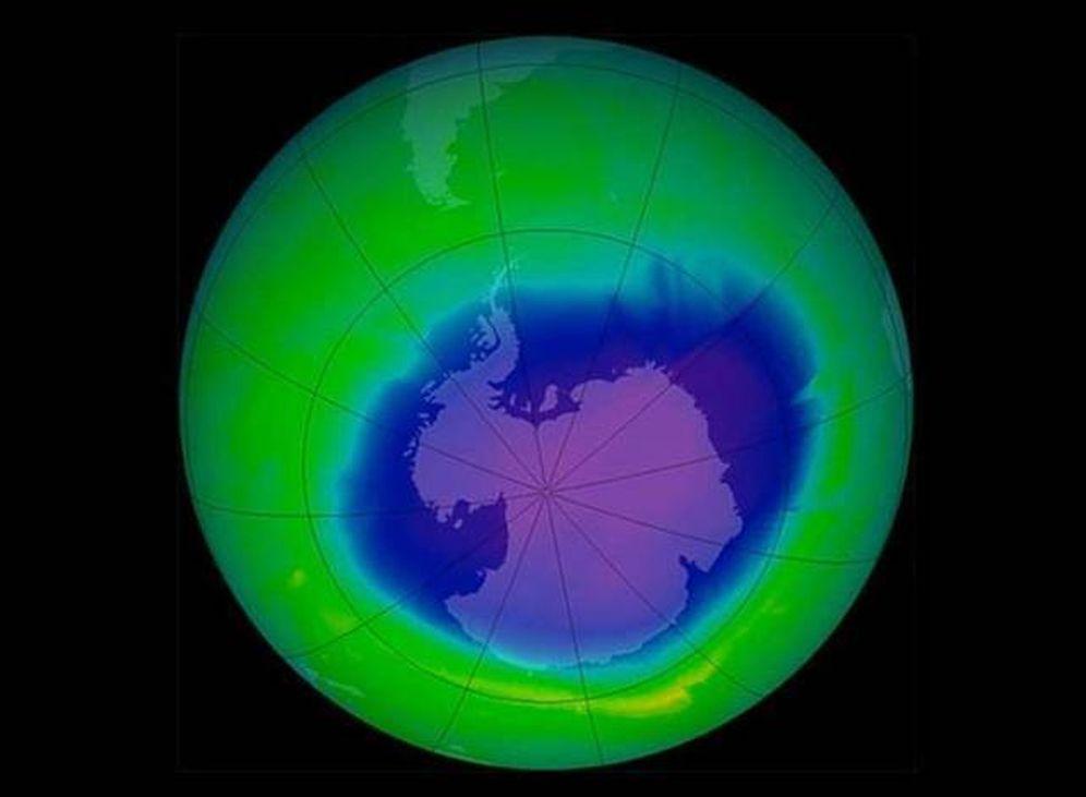 Foto: Capa de ozono