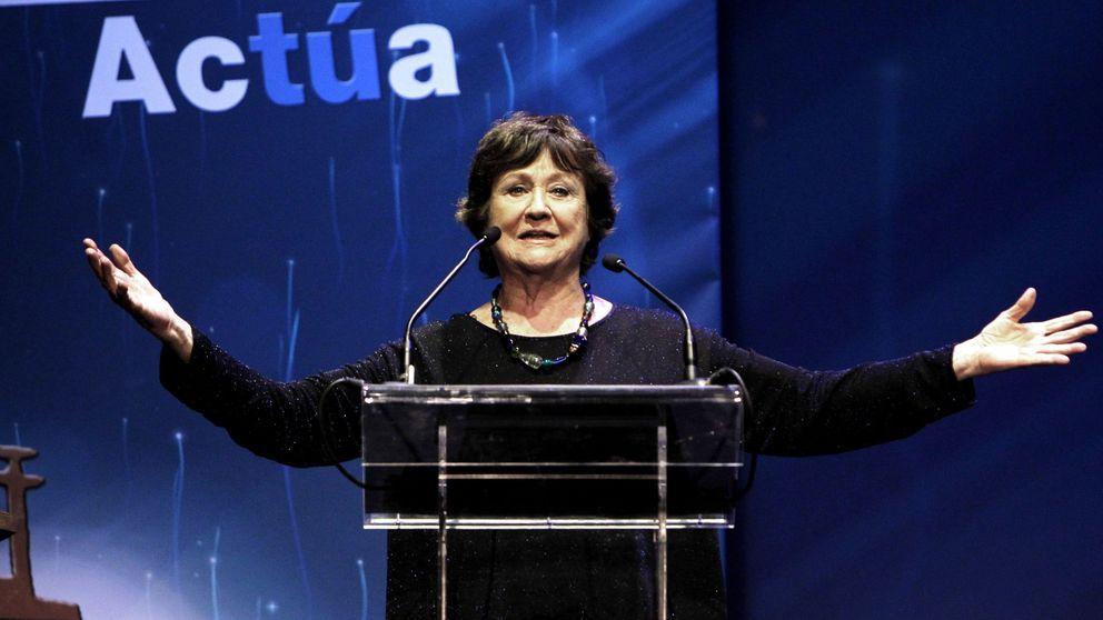 Julieta Serrano, Premio Nacional de Teatro: No hay suficientes directoras
