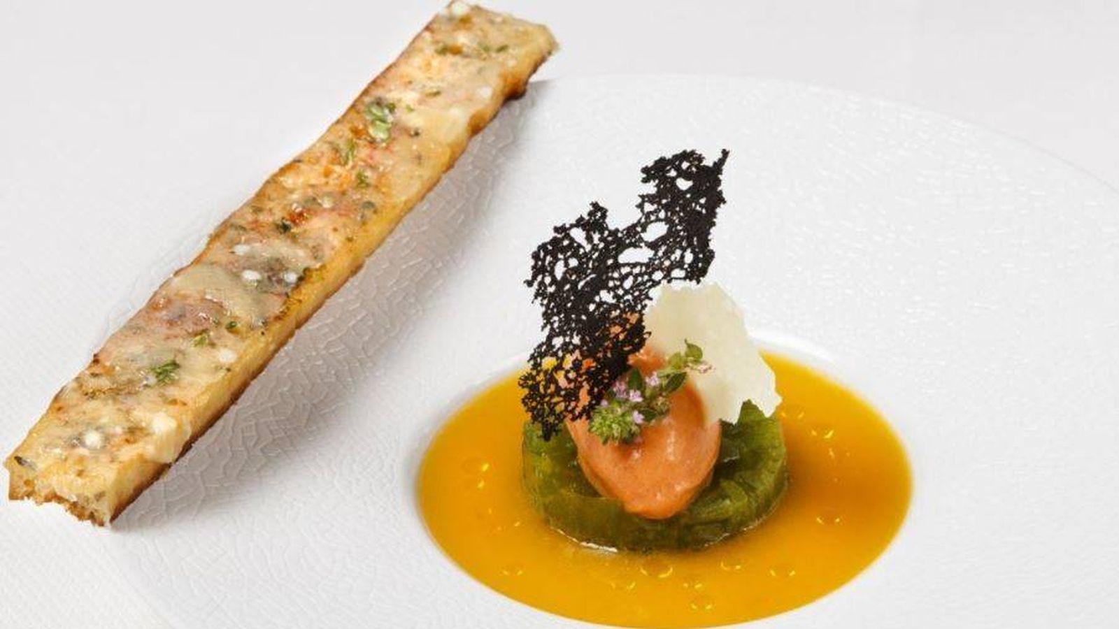Gastronomía: Epicure, de Eric Frechon, una cara e