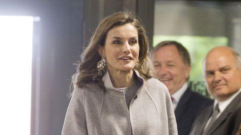 El 'too much' de la Reina Letizia en su visita a Valencia