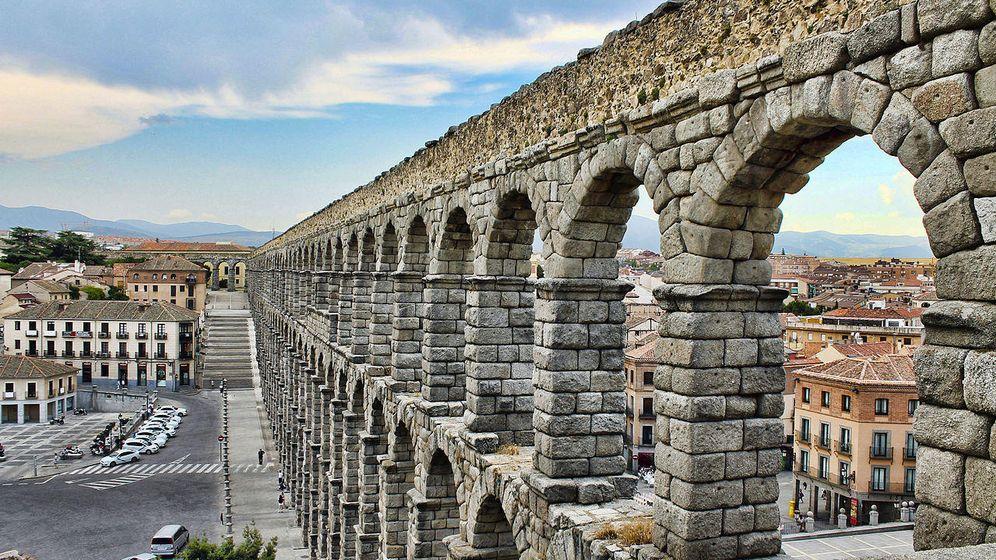 Foto: Acueducto de Segovia. (CC/Jose-Reig)