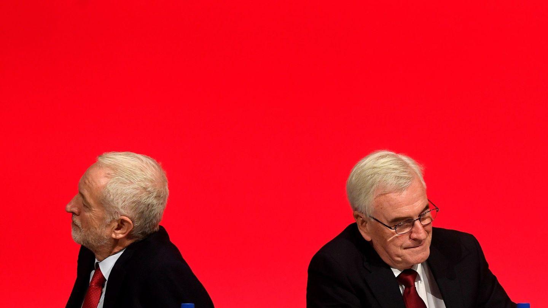 El congreso laborista ha puesto de manifiesto la división del partido. (Reuters)