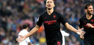 Post de Monchi y el Sevilla estallan por el gol anulado: