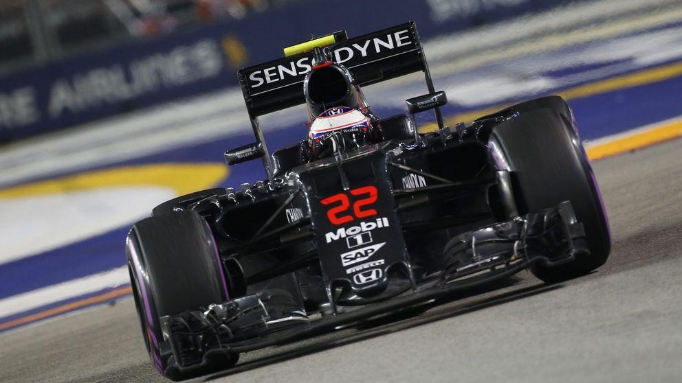 Alonso recibe 30 puestos de sanción por probar el nuevo y dudoso motor Honda