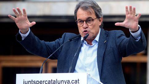 Artur Mas no descarta presentarse a las elecciones catalanas tras su inhabilitación