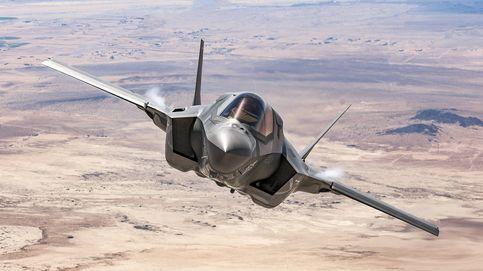 España recela del F-35 de EEUU pero el 'gran caza' europeo es un cúmulo de problemas