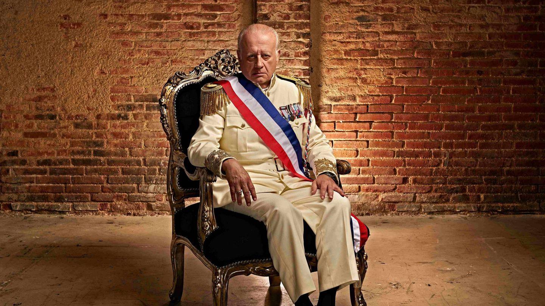 Juan Echanove en el papel de Trujillo. (Sergio Parra)