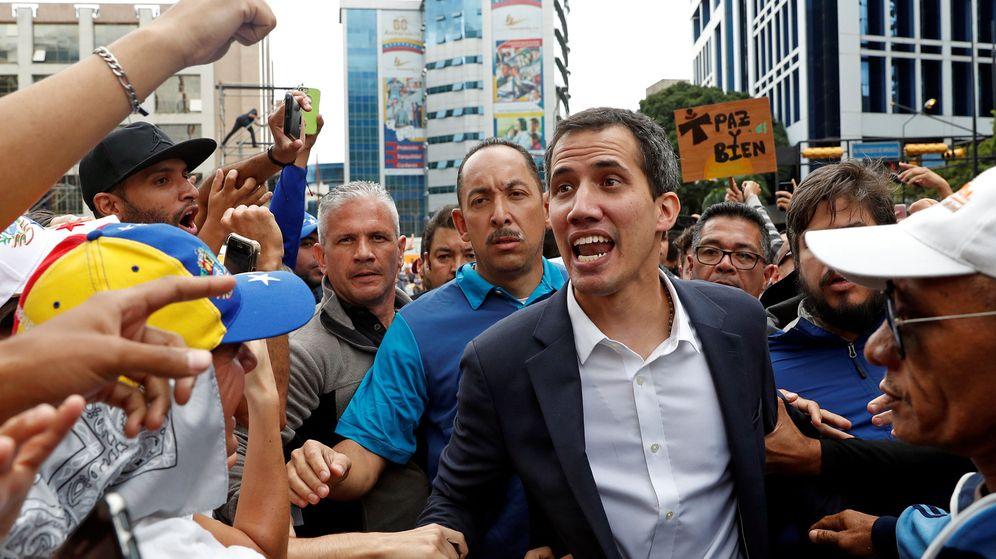 Foto: Juan Guaidó, presidente de la Asamblea Nacional de Venezuela. (Reuters)
