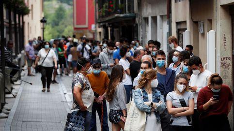 El foco de Ordizia sigue creciendo a 5 días de los comicios sin que se prevea el aislamiento