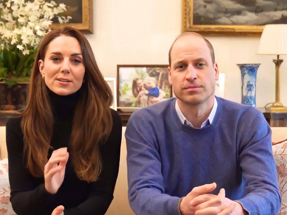 Foto: Los duques de Cambridge. (Time to Change)