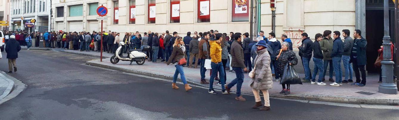 Algo pasa con Vox: el último en las encuestas revienta auditorios de Córdoba a Palencia