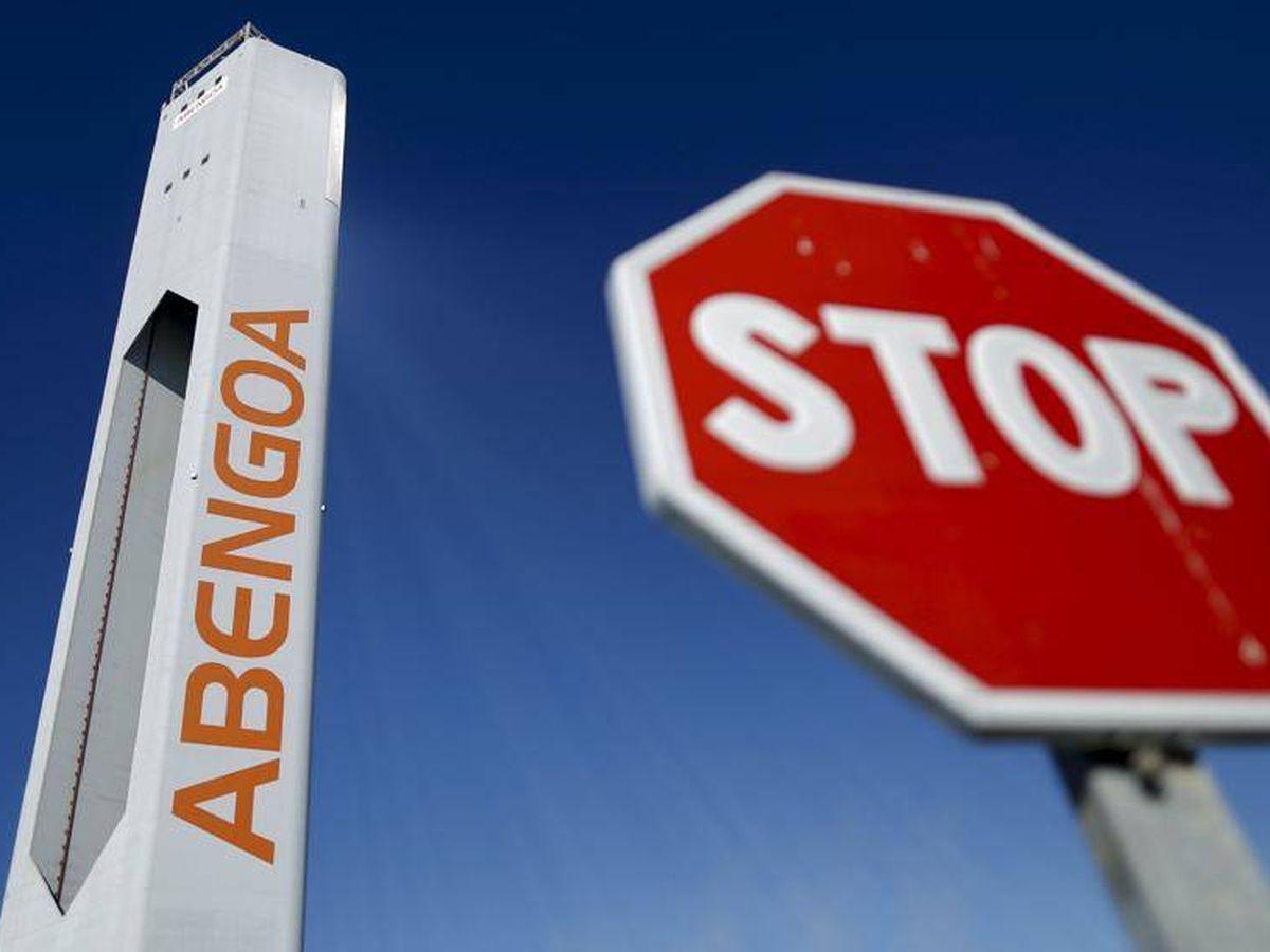 Foto: Una de las instalaciones de Abengoa. (EFE)