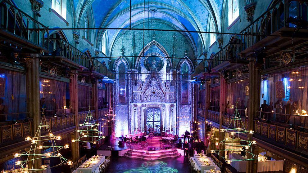 La sinagoga 'aragonesa' de moda en Nueva York entre las 'celebrities'