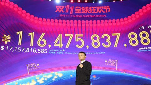 Calentando motores para el 'Single's Day': el culto al consumo que inventó Alibaba