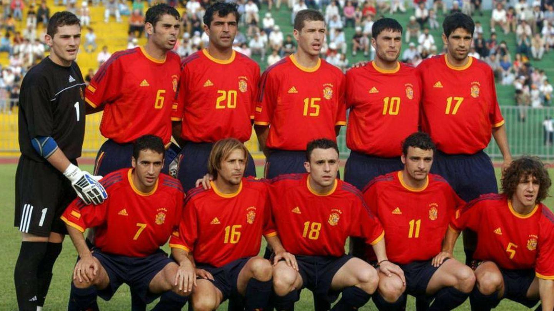 La Selección en el Mundial de Corea y Japón. (Imagen de archivo)