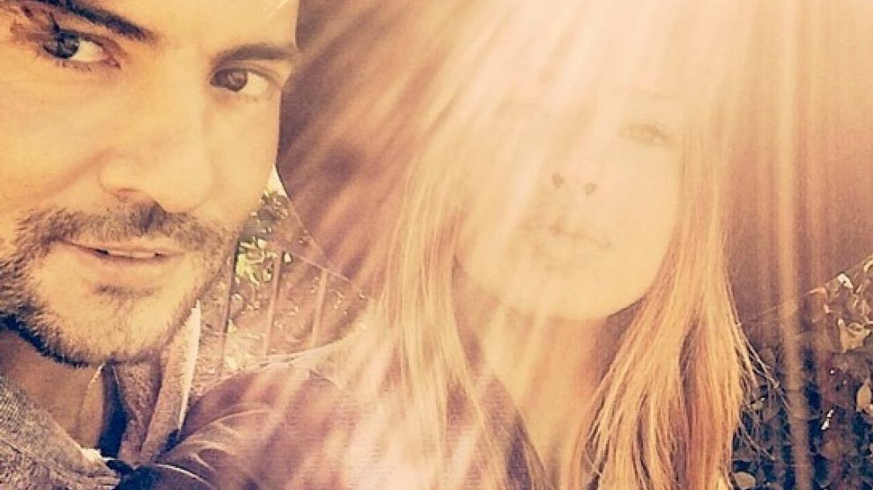 Foto: David Bisbal y Eugenia 'La China' Suárez, en una imagen de su perfil de Instagram