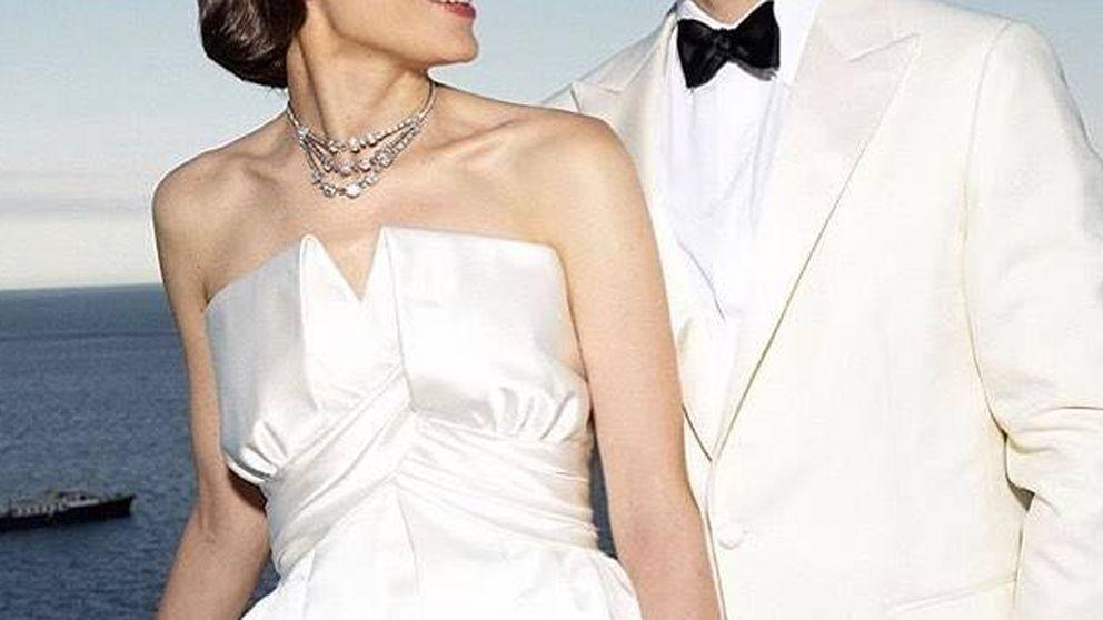 Carlota Casiraghi llevó cuatro vestidos de novia: los dos diseños que aún no has visto