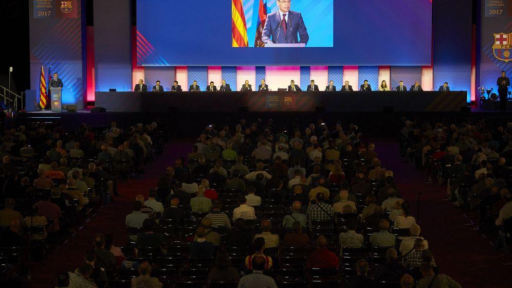 El club tiene un acuerdo millonario con una multinacional de Estados Unidos  para bautizar el nuevo Camp Nou efa4079db32
