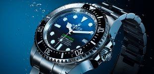 Post de Deepsea: el reinado de las profundidades marinas de Rolex