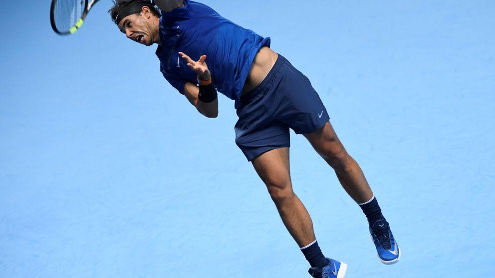 Rafa Nadal barre para casa y propone un cambio en las reglas del tenis
