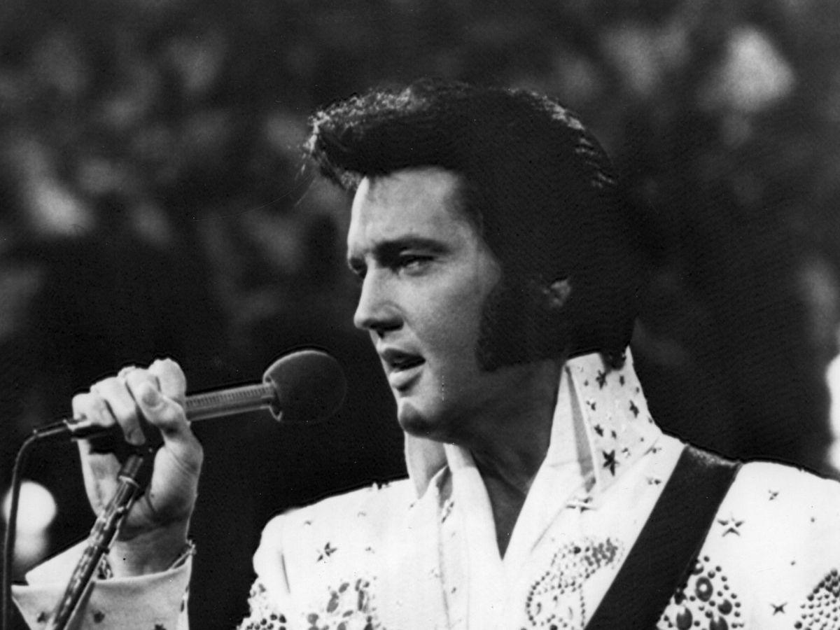 Foto: Elvis Presley (EFE)