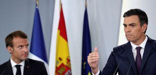 Post de Macron se abre a pactar con el PSOE tras las elecciones europeas