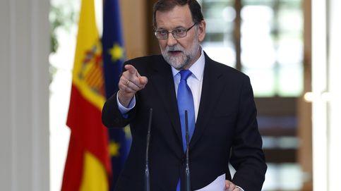 Rajoy, estabilizado, con la sombra negra de Cataluña