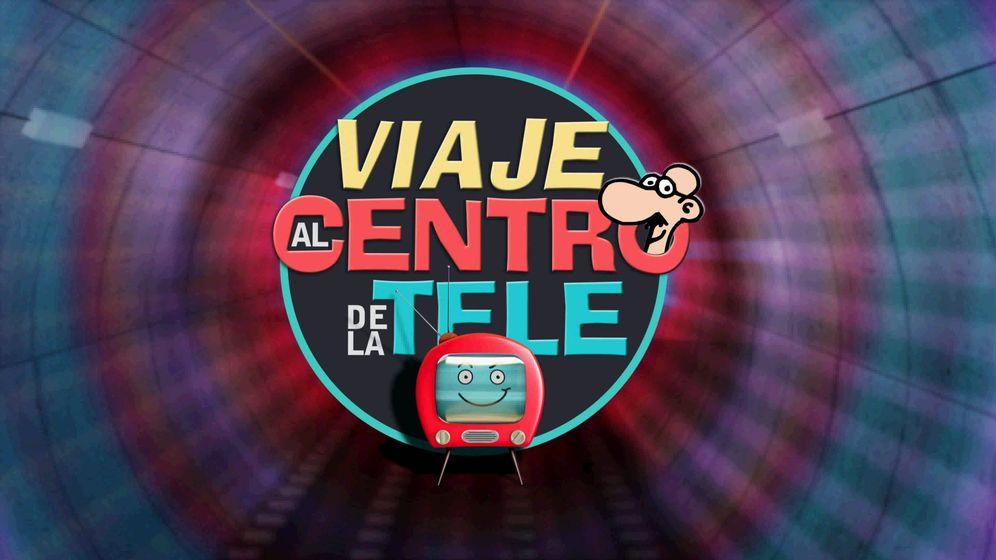 Foto: Logotipo de 'Viaje al centro de la tele' en su sexta temporada. (RTVE)