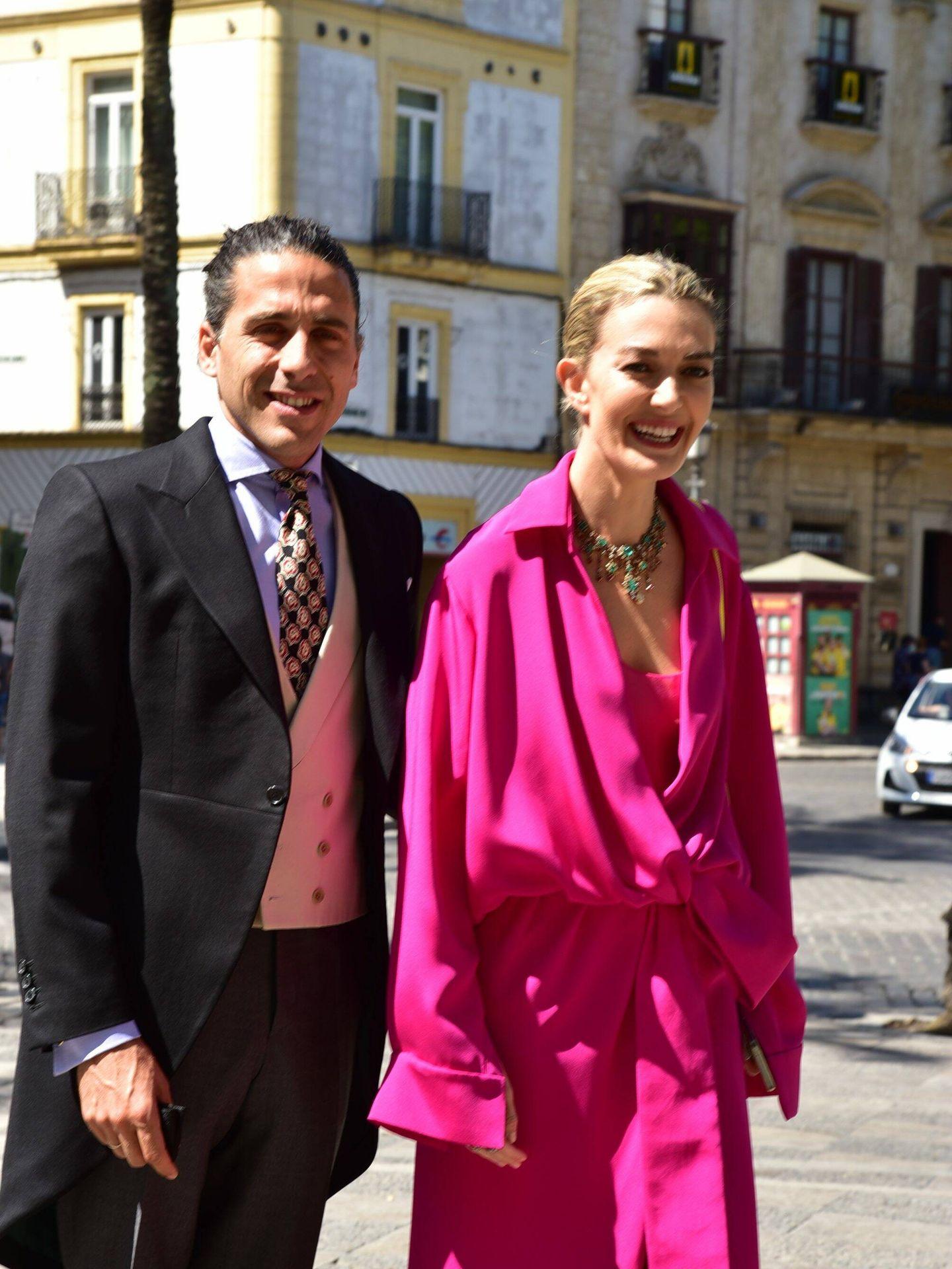 Carlos Torretta y Marta Ortega. (CP)