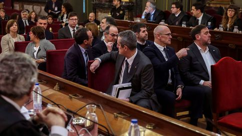Mayoría independentista en el Parlament tras la renuncia de Sànchez, Rull y Turull