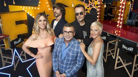 Posados oficiales de 'Got Talent España 3': Jorge Javier, Risto, Eva, Edurne y Santi Millán