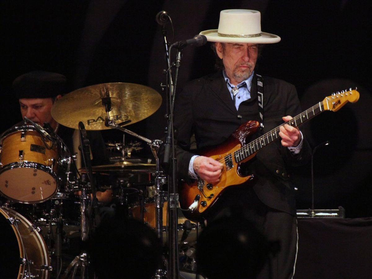 Foto: Bob Dylan en Tel Aviv en 2011. (EFE)