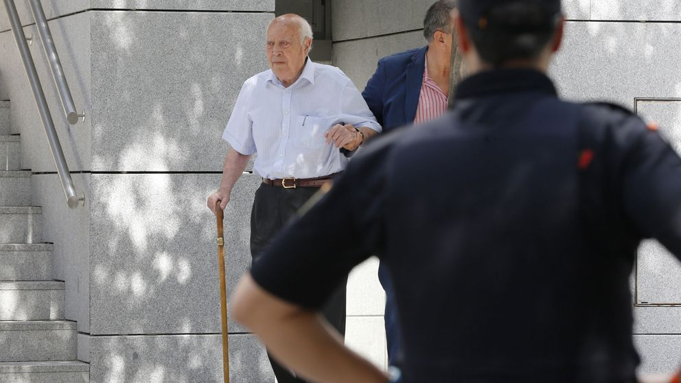 Muere el extesorero del PP Álvaro Lapuerta a los 90 años