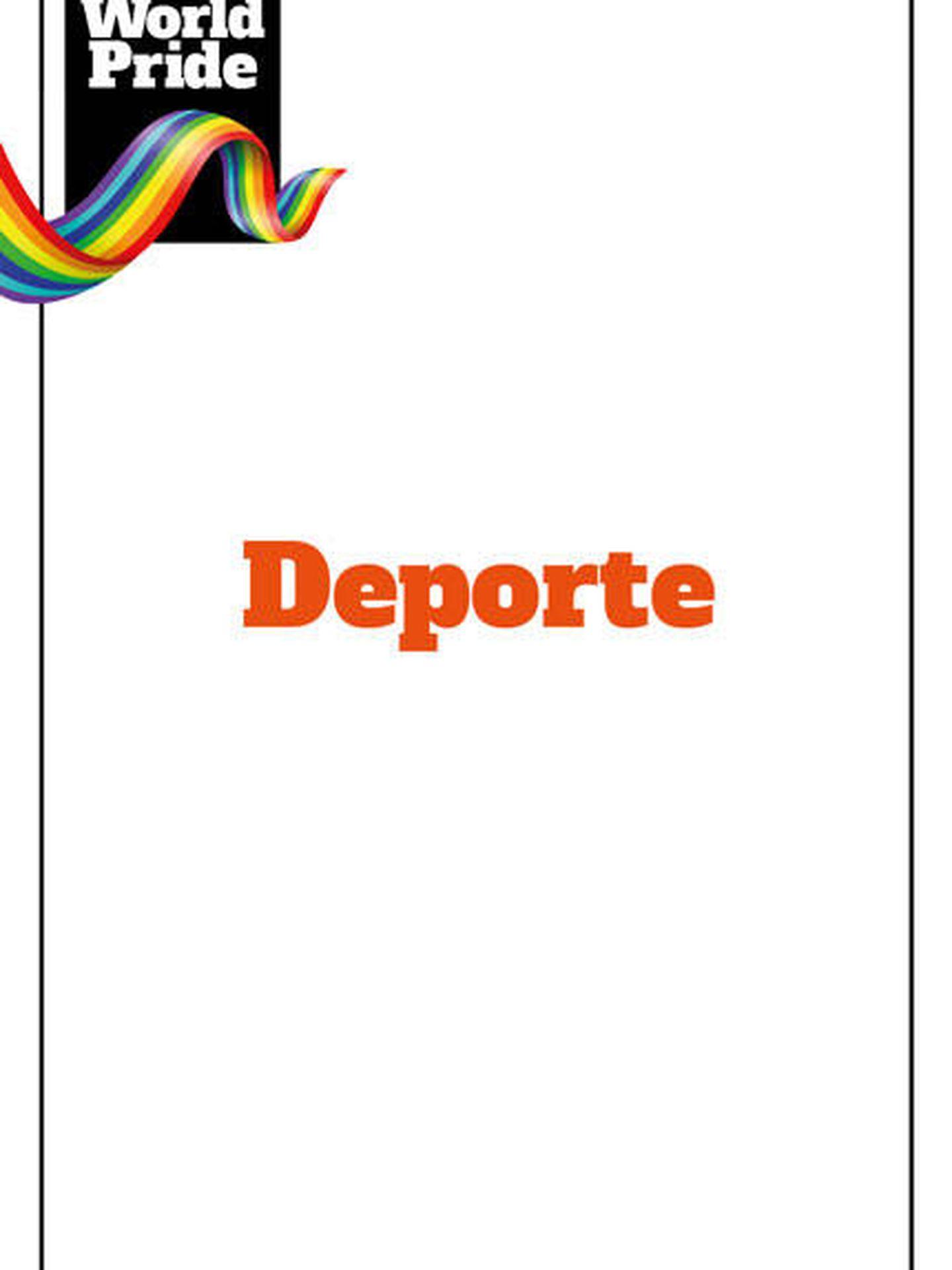 Orgullo LGTBI 2017: Deporte.