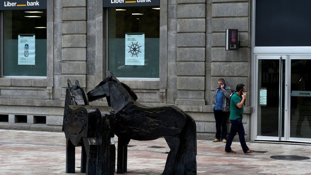 BofA vuelve a superar el 7% de Liberbank tras las sospechas en la vieja opa de Abanca