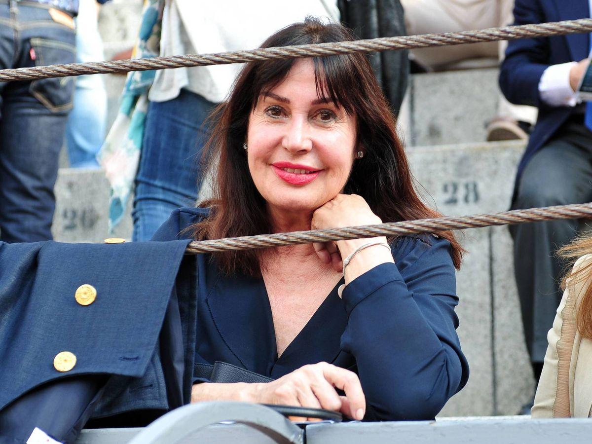 Foto: Carmen Martínez-Bordiú, en una imagen de archivo. (Cordon Press)