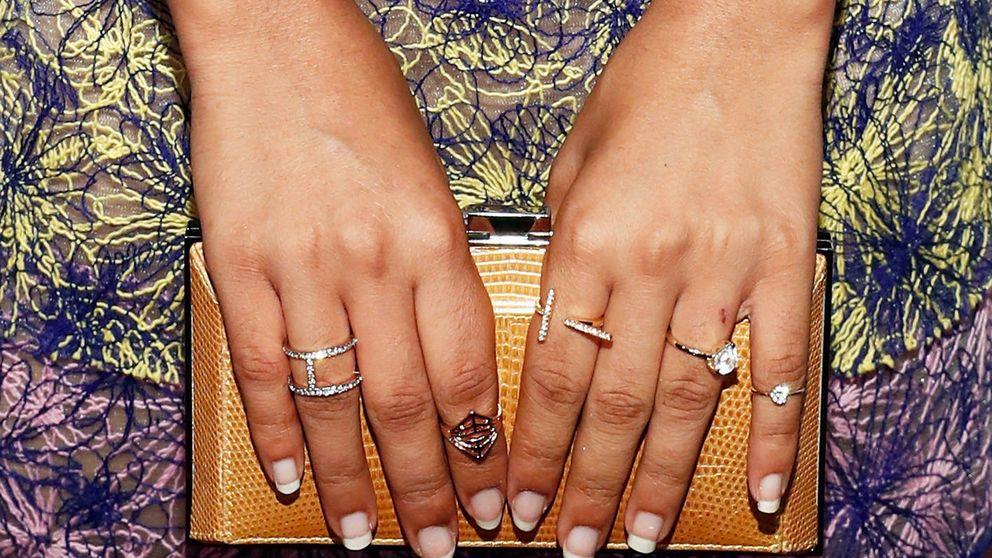 La nueva manicura francesa para hacer que nuestros dedos parezcan más largos