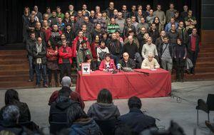 La Audiencia Nacional permite celebrar el acto de los expresos de ETA en Durango