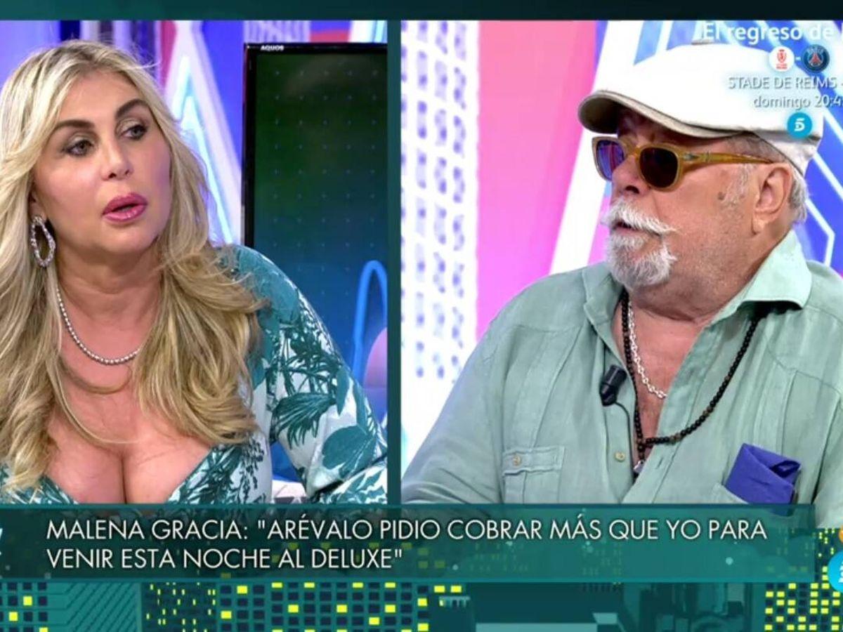 Foto: Malena Gracia y Arévalo. (Telecinco).
