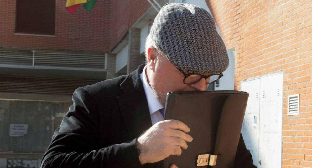 Foto: El comisario Jose Manuel Villarejo.