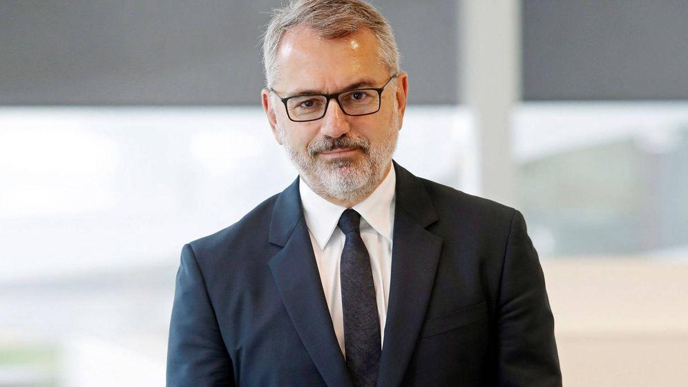 Foto: Marc Puig, presidente del Grupo Puig, en una imagen de archivo. (EFE)