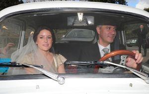 Koplowitz, Florentino Pérez, Abelló y del Rivero, invitados de lujo a la boda de Aznar Junior